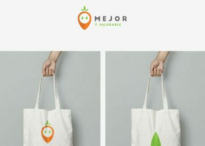 Mejor y Saludable Branding